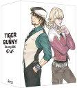 TIGER & BUNNY Blu-ray BOX 【中古】【アニメBD】【鈴鹿 併売品】【011-200112-06BS】