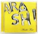 嵐 / Time(初回限定盤) 【中古】【邦楽CD】【鈴鹿 併売品】【015-200927-02BS】