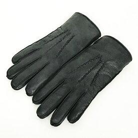 DENTS デンツ レザーグローブ 手袋 カラー:ブラック【中古】【アメカジ】【鈴鹿 併売品】【128-201223-01BS】