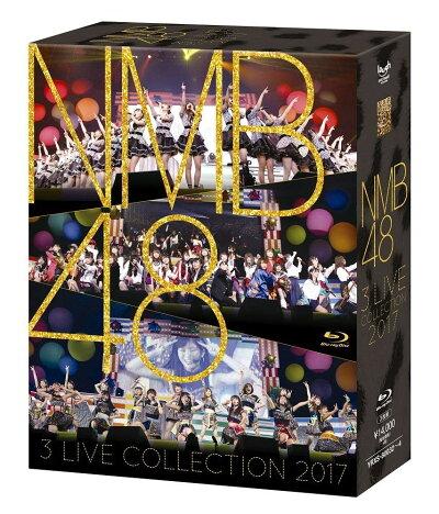 NMB483LIVECOLLECTION2017[Blu-ray]【中古】【音楽BD】【鈴鹿併売品】【012-181125-02BS】