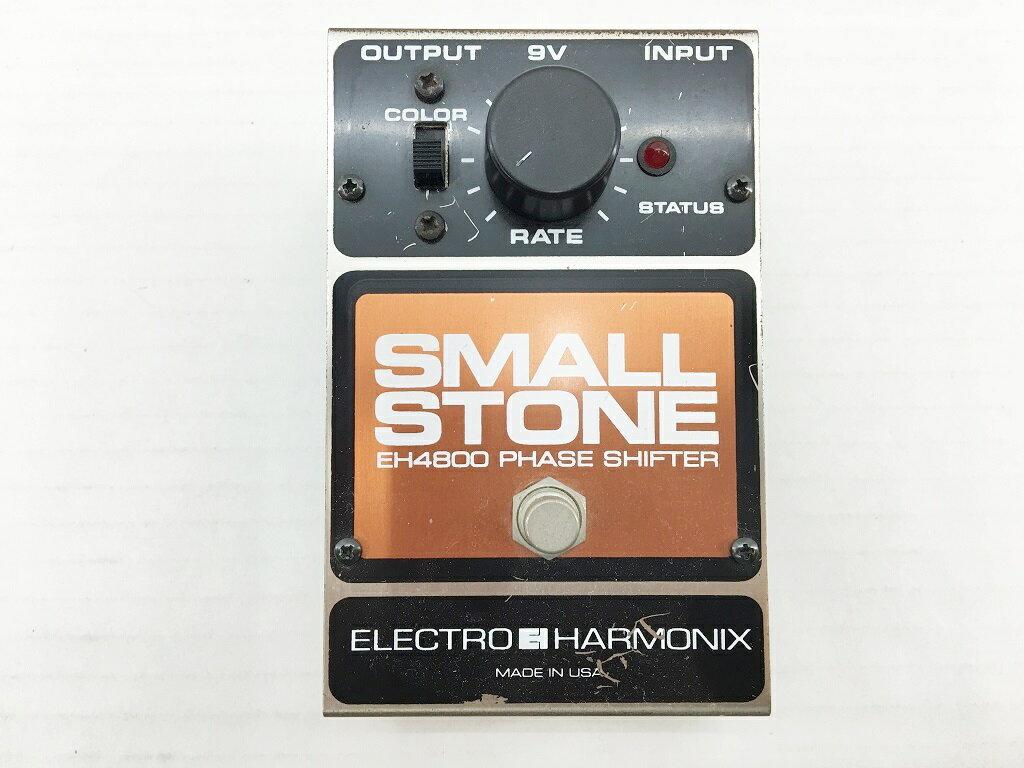 ELECTRO HARMONIX SMALL STONE EH4800 PHASE SHIFTER エレクトロハーモニックス【中古】【エフェクター】【鈴鹿 併売品】【093-170727-03HS】