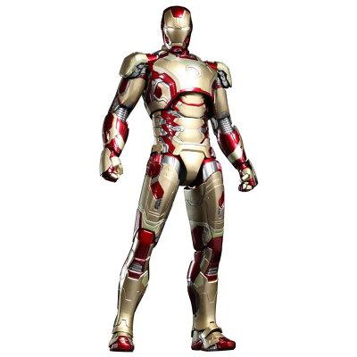 【未開封】【ムービー・マスターピースDIECAST】『アイアンマン3』1/6スケールフィギュアアイアンマン・マーク42【中古】【フィギュア・ブリスター】【鈴鹿併売品】【0650038BS】