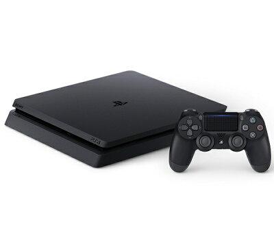 PlayStation4本体ジェットブラック500GBCUH-2200AB01【中古】【PS3・PS4本体】【四日市併売品】【059-180816-03wh】