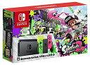 【保証印なし】Nintendo Switch スプラトゥーン2セット 【新品】【Switch本体】【四日市 併売品】【062-180304-01aH】