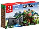 【保証印なし】Nintendo Switch Minecraft (マインクラフト) セット Joy-Con (L) / (R) グレー 【新品】【Switch本体】【保証印なし】…