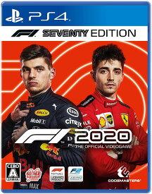 GAME SOURCE ENTERTAINMENT F1 2020 F1 Seventy Edition PLJM-16668【中古品】【PS4ソフト】【四日市店 専売品】【048-210209-01QH】
