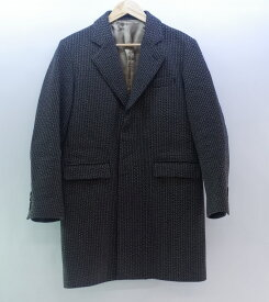 FAT Classic BEACH CLOTH COAT エフエイティー コート ジャケット FC1520-JK01 ブラック サイズ:S【中古】【ストリート】【四日市 併売品】【126-180804-02esH】