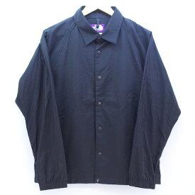 THE NORTH FACE Purple Label COACH JACKET ノースフェイス パープルレーベル コーチジャケット フィールド ナイロン NP2750N ブラック サイズ:M【中古】【アウトドア】【四日市 併売品】【129-181114-01eH】