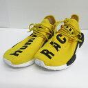 adidas×PHARRELL WILLIAMS PW HUMAN RACE NMD アディダス×ファレルウィリアムズ ヒューマンレース BB0619 イエロー サイズ:29cm…