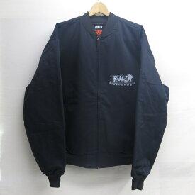 RULER RR REDKAP TEAM JACKET ルーラー レッドキャップ チームジャケット ブラック サイズ:XXL【中古】【ストリート】【四日市 併売品】【126-181013-09USH】