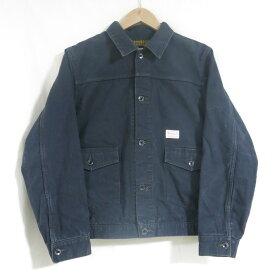 TROPHY CLOTHING Storm Jacket トロフィークロージング ストームジャケット ブラック サイズ:40(L)【中古】【アメカジ】【四日市 併売品】【128-181204-02USH】