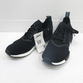 "c8d4b11f1 adidas originals NMD R1 PK PRIMEKNIT ""Core Black"" S81847 アディダスオリジナルス NMD  ランナー"