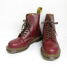 Dr.Martens VINTAGE 1460Z 8EYE BOOT ドクターマーチン ヴィンテージ 8アイ ブーツ 初期型 復刻 8ホール オックスブラッド サイズ:26cm【中古】【その他靴】【四日市 併売品】【140-190523-01USH】