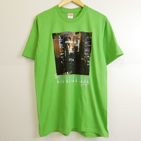 Supreme(シュプリーム) 19SS King of New York Tee キングオブ ニューヨーク 半袖Tシャツ グリーン サイズ:M【中古】【126 ストリート】【四日市 併売品】【126-190704-08YH】