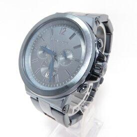 MICHAEL KORS マイケルコース MK8655 RUNWAY ランウェイ クォーツ メンズ腕時計 ウォッチ ブルー 【中古】【141 時計】【四日市 併売品】【141-210519-01OH】
