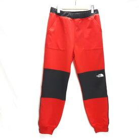 THE NORTH FACE 19SS Jersey pants ノースフェイス ジャージーパンツ NB31955 レッド/ブラック サイズ:L【中古】【129 アウトドア】【四日市 併売品】【129-191210-05USH】