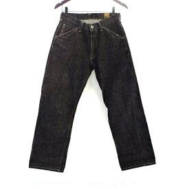 TROPHY CLOTHING 1605 Standard Dirt Denim トロフィークロージング スタンダード ダート デニムパンツ 14.5oz/インディゴ サイズ:30【中古】【128 アメカジ】【四日市 併売品】【128-210107-03USH】