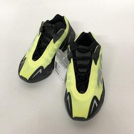 adidas(アディダス) YEEZY BOOST 700 MNVN PHOSPHOR FY3727 サイズ:24.5 カラー:イエロー【中古】【139 スニーカー】【鈴鹿 併売品】【139-200708-04NS】