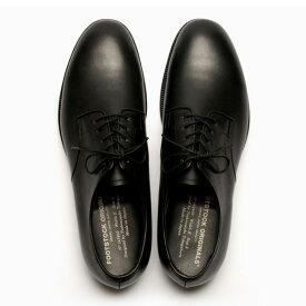 フットストック オリジナルズ FOOTSTOCK ORIGINAL FS143403-1 SERVICEMAN SHOES (IMPERIAL SOLE) サービスマンシューズ 【定番商品】FOOT THE COACHER フットザコーチャー / ビジネスシューズ / オンオフ兼用 革靴
