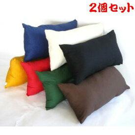 2個セットまとめ買いがお買い得♪ロングクッション(カツラギ柄無地)サイズ45×90cm 中袋ヌード付き ファスナー式 【日本製】、抱きまくら 、抱枕、横向き寝、横向き寝用枕洗える、おしゃれ、抱き枕、妊婦 、だきまくら、ロングクッションカバー