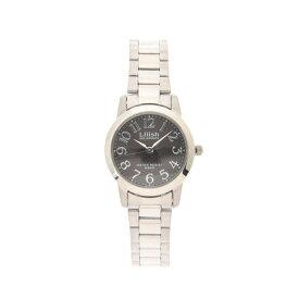 シチズン リリッシュ ソーラー レディースウォッチ 腕時計 レディース CITIZEN Lilish H997-902 ブラック×シルバー