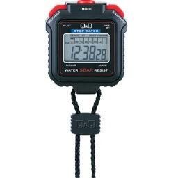 西鐵城CBM(居民CBM)Q&Q手錶秒表HS43-001黑色