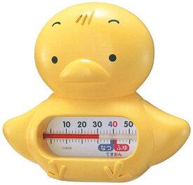 エンペックス empex 湯温計 湯温度計 おふろの湯温計 風呂用 動物 浮型 うきうきトリオ ヒヨコ TG-5154 イエロー empex