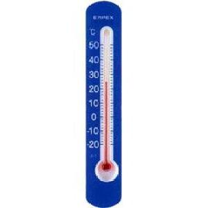 エンペックス empex 壁掛け 温度計 マグネットサーモ ミニ タテ型 TG-2516 ブルー empex