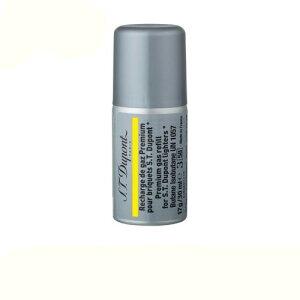 3本セット デュポン 専用 ガスボンベ ライター用 ガスレフィル 黄色ラベル 000432 (ライン1 スモール/ライン2用) S.T.Dupont