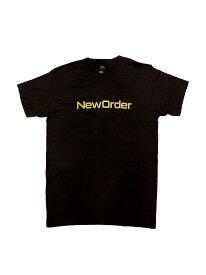 【海外限定】バンドTシャツ NEW ORDER / TOUR 2014 ニュー・オーダー オフィシャル ツアーTシャツ ロックTシャツ バックプリント JOY DIVISION / UNDERCOVER / RAF SIMONS / ピーター・サヴィル