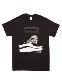 バンドTシャツICEAGE/TEEアイスエイジオフィシャルロックTシャツポストパンク