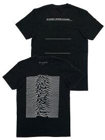 バンドTシャツ JOY DIVISION / JDTS01 ジョイ・ディヴィジョン オフィシャル ロックTシャツ NEW ORDER / UNDERCOVER / RAF SIMONS / ピーター・サヴィル