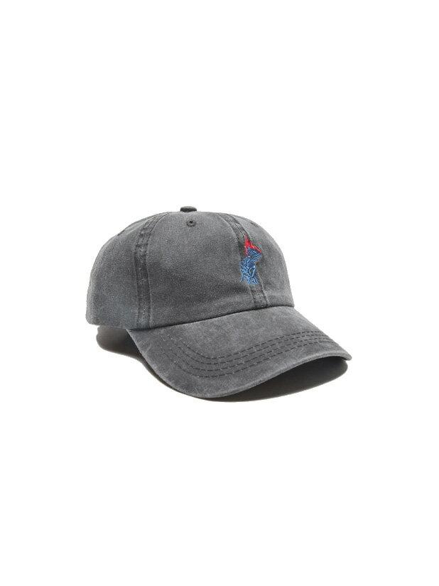 LAを代表するストリートブランド【正規品】 OBEY / NEVER MADE SERIES 6 PANEL HAT オベイ キャップ 限定コラボ Wネーム