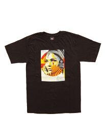 LAを代表するストリートブランド【正規品】 OBEY / TARGET EXCEPTIONS オベイ Tシャツ シェパード・フェアリー