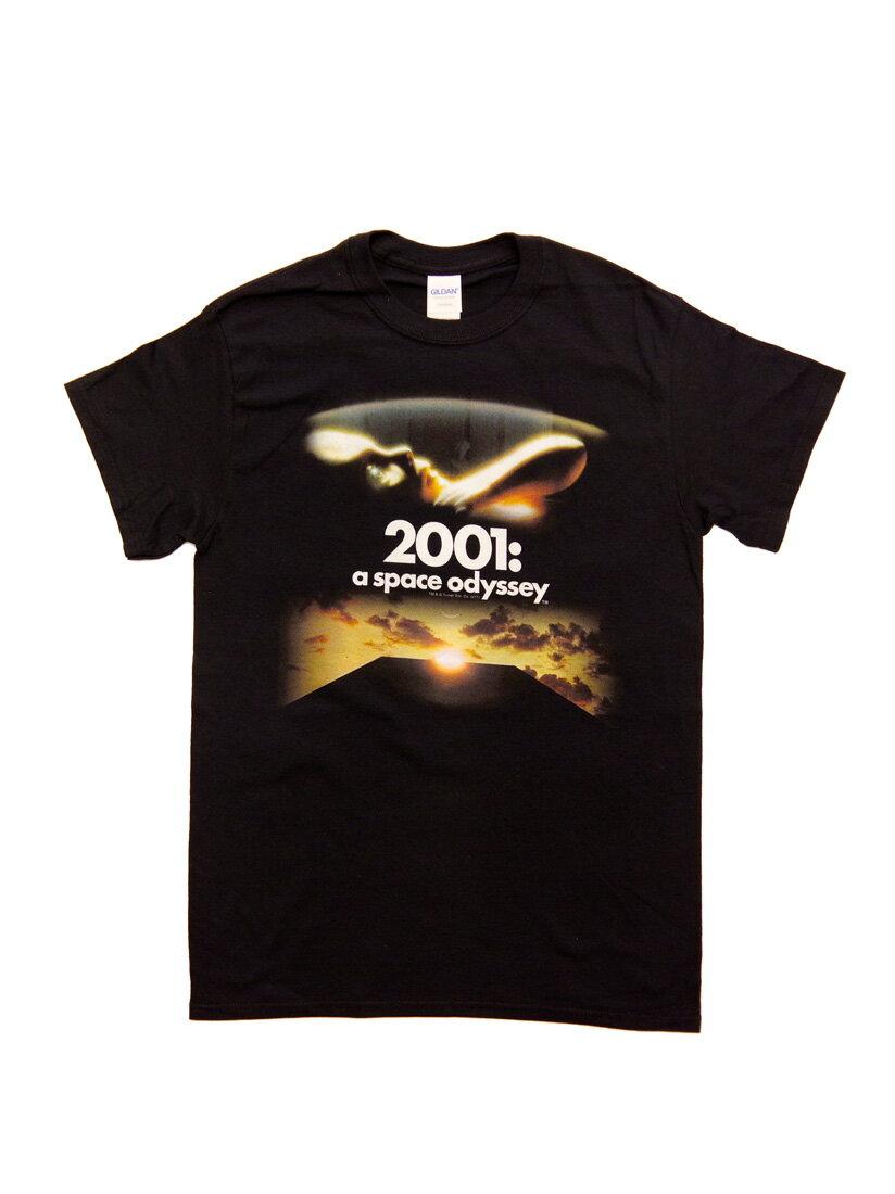 ムービーTシャツ 2001:A SPACE ODYSSEY / PROLOGUE EPILOGUE オフィシャル 映画Tシャツ 2001年宇宙の旅 スタンリー・キューブリック