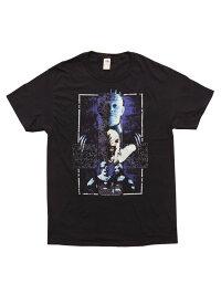 ムービーTシャツHELLRAISER/CENOBITESヘルレイザーオフィシャル映画Tシャツライセンス公認ホラーピンヘッド