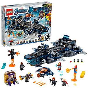 レゴ(LEGO) スーパー・ヒーローズ アベンジャーズ ヘリキャリア 76153
