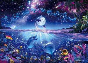 3000ピース 光るジグソーパズル 究極パズルの達人 ラッセン 星に願いを スモールピース(73x102cm)