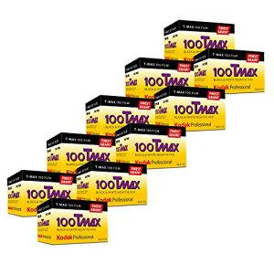 Kodak プロフェッショナル コダック 白黒フィルム モノクロフィルム T-MAX 100 135-36枚撮り (10本パック)