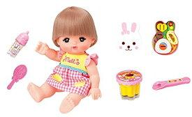 メルちゃん お人形セット おせわだいすきメルちゃん (NEW) おしょくじセット