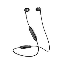 Sennheiser ゼンハイザー CX 150BT BLACK Bluetoothイヤホン 左右一体型, 音質, Bluetooth 5.0, AAC, 通話, リモコン, アプリ連携【国内正規品】 508380