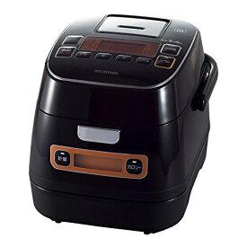 アイリスオーヤマ 炊飯器 IH 3合 銘柄量り炊き カロリー計算機能付き 米屋の旨み ブラック RC-IA31-B