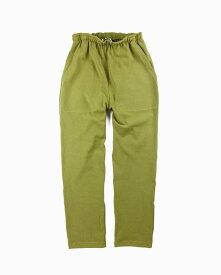 バーバリアン【BARBARIAN】12oz LONG PANTS / PFF21(オリーブ)メンズ パンツ ニットパンツ ロングパンツ(グリーン)