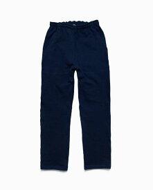 バーバリアン【BARBARIAN】12oz LONG PANTS / QFF20(ネイビー)メンズ パンツ ニットパンツ ロングパンツ