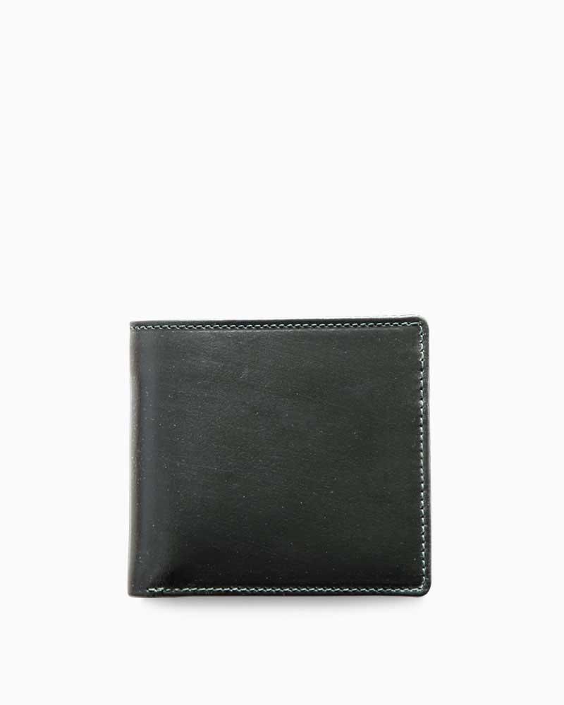 ホワイトハウスコックス【Whitehouse Cox】型番:S7532(オリーブ/ナチュラル) 財布 二つ折り財布 ツートン ヴィンテージブライドルレザー 牛革 男女兼用 (オリーブ)(ナチュラル)