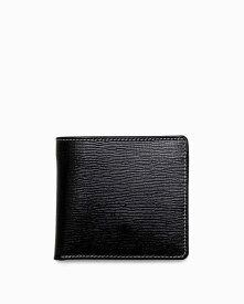 ホワイトハウスコックス【Whitehouse Cox】型番:S7532(ブラック) 財布 二つ折り財布 リージェントブライドルレザー 牛革 男女兼用