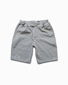バーバリアン【BARBARIAN】12oz SHORT PANTS / QSF24(オックスフォード/アッシュ)メンズ パンツ ニットパンツ ショートパンツ