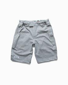 バーバリアン【BARBARIAN】8oz SHORT PANTS / RSF37(オックスフォード/アッシュ)メンズ パンツ ニットパンツ ショートパンツ ライトウエイト