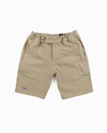 バーバリアン【BARBARIAN】12oz SHORT PANTS / QSF33(ベガスゴールド)メンズ パンツ ニットパンツ ショートパンツ