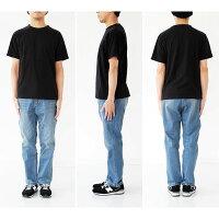 [homspun]ホームスパン天竺半袖TシャツS(レディースXLサイズ)M(メンズサイズ)191-6272